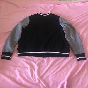 torrid Jackets & Coats - Torrid Varsity Bomber Jacket